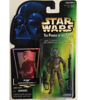 Star Wars POTF: 4-LOM
