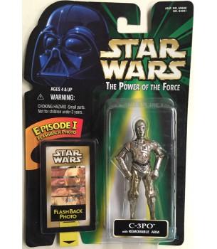 Star Wars POTF: C-3PO with...