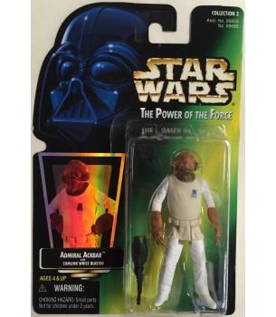 Star Wars POTF: Admiral Ackbar