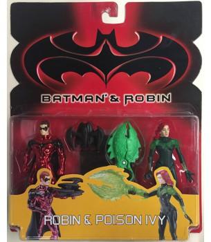 Batman & Robin: Poison Ivy...