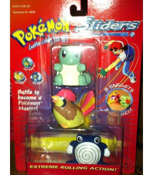 Pokemon: Sliders 3-Pack 1