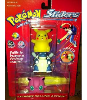 Pokemon: Sliders 3-Pack 3