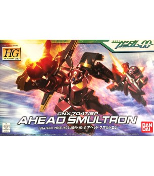Gundam 00: 1/144 HG Ahead...