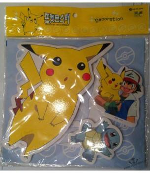 Pokemon: Wall Decoration...