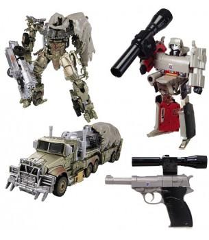 Transformers G1: Megatron...