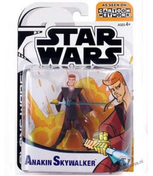 Star Wars Animated: Anakin