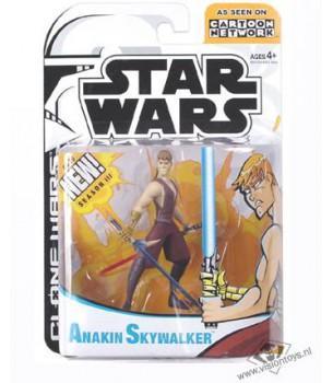 Star Wars Animated: Anakin...