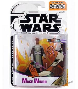 Star Wars Animated: Mace Windu