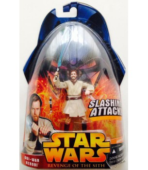 Star Wars ROTS: Slashing...