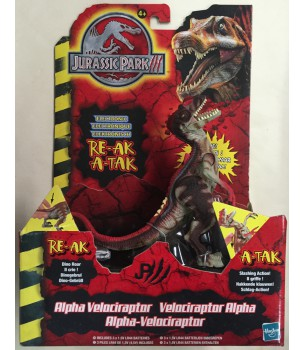 Jurassic Park III: Alpha...