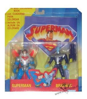 Superman Animated: Superman...