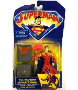 Superman Animated: X-Ray...