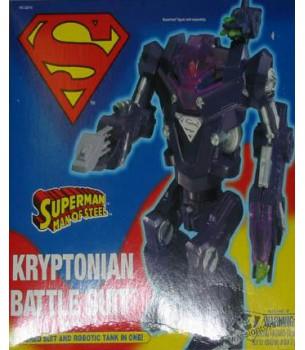 Superman: Kryptonian Battle...