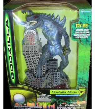 Godzilla 1998: Electronic Bank