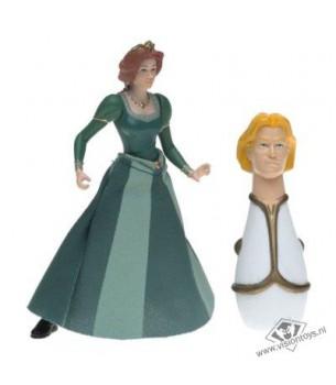 Shrek: Fiona action figure.