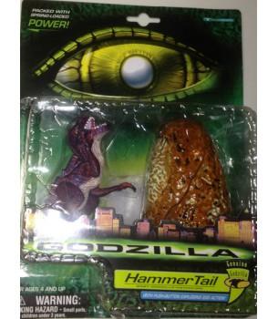 Godzilla 1998: Hammer Tail...