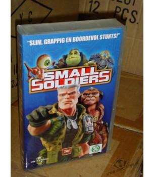 Small Soldiers: De Film op...