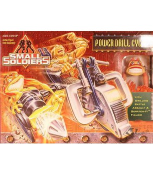 Small Soldiers: Power Drill...