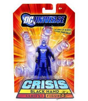 DC Universe: Black Hand 4...