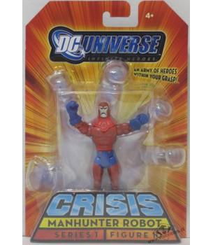DC Universe: Manhunter...