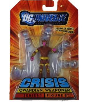 DC Universe: Qwardian...
