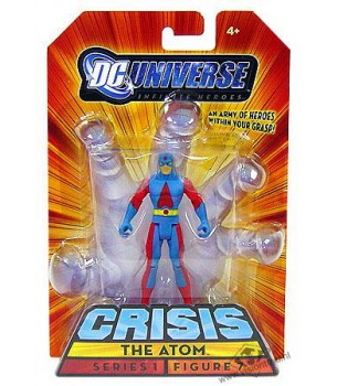 DC Universe: The Atom 4...