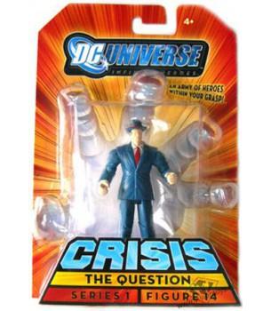 DC Universe: The Question 4...