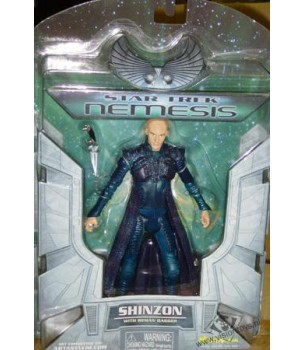 Star Trek Nemesis: Shinzon