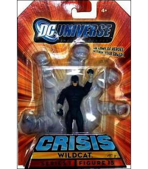 DC Universe: Wildcat 4 inch...