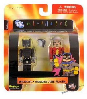 DC Minimates: Wildcat &...