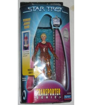 Star Trek Transporter...