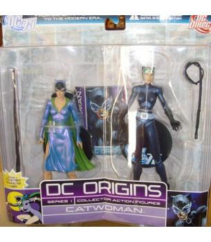 DC Origins: Catwoman 2-pack