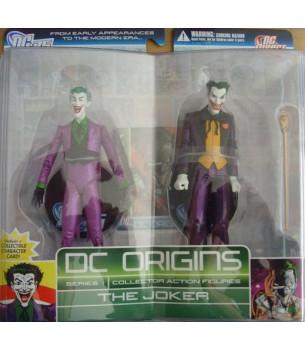 DC Origins: The Joker 2-pack