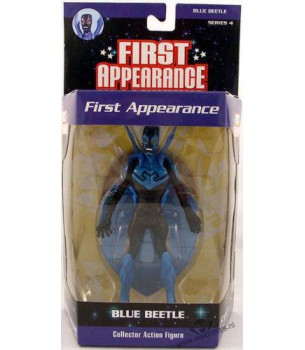 DC: First Appearance Blue...