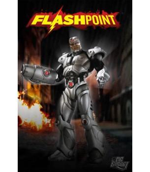 Dc: Flashpoint Cyborg