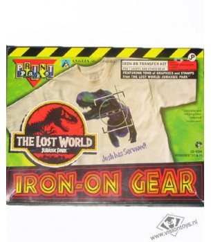 Jurassic Park Lost World...