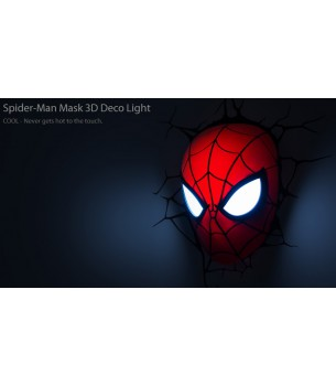 Spider-Man: 3D DECO Lamp