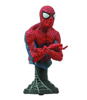 Spiderman: Spiderman Bust