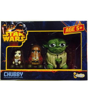 Star Wars: Chubby Stackable...