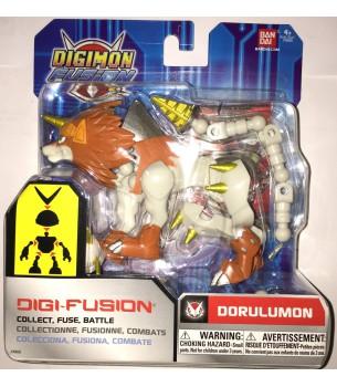 Digimon: Digi Fusion Dorulumon