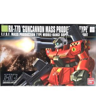 Gundam: 1/144 HG RX-77D...