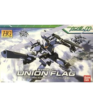 Gundam 00: 1/144 HG Union Flag