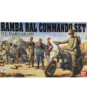 Gundam: Ramba Ral Commando Set