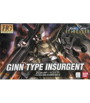 Gundam: 1/144 HG Ginn Type...