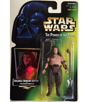 Star Wars POTF: Malakili...
