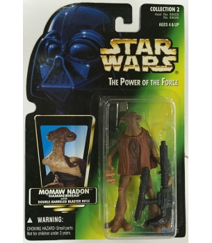 Star Wars POTF: Mowaw Nadon...