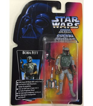 Star Wars POTF: Boba Fett