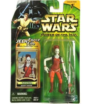 Star Wars POTJ: Aurra Sing