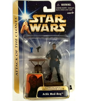 Star Wars Saga 1: Achk Med-Beq