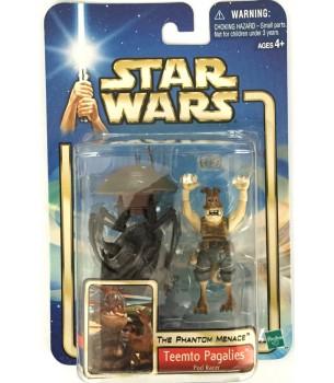 Star Wars Saga 1: Teemto...
